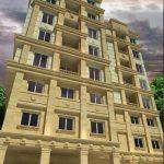 ساختمان مسکونی سپیدار